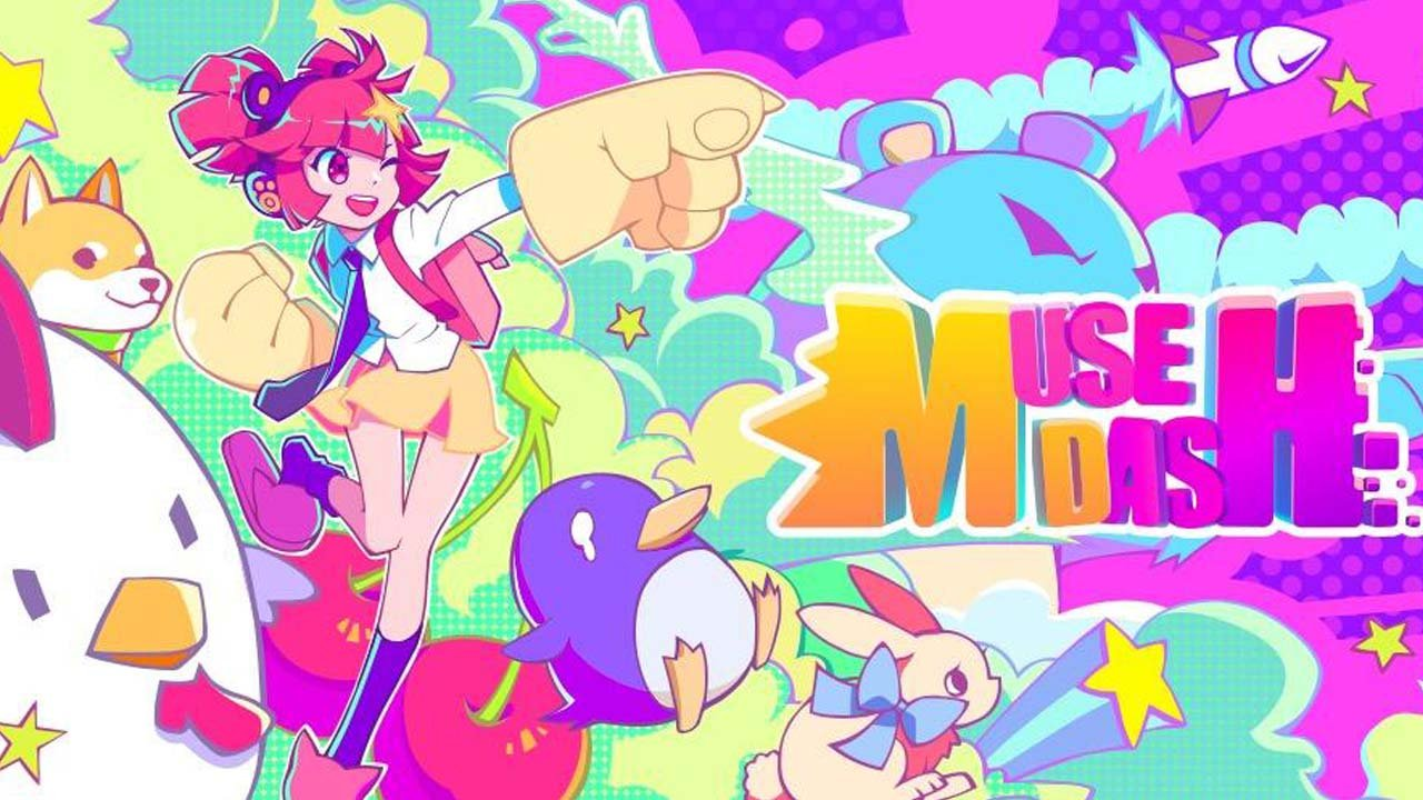 Muse Dash poster