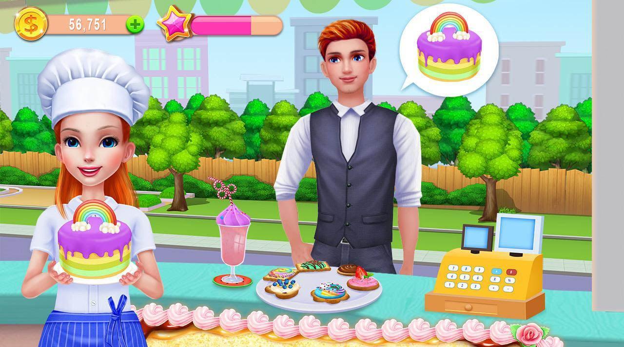 My Bakery Empire screen 1