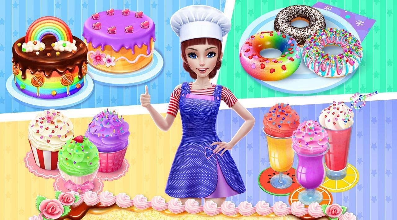 My Bakery Empire screen 2