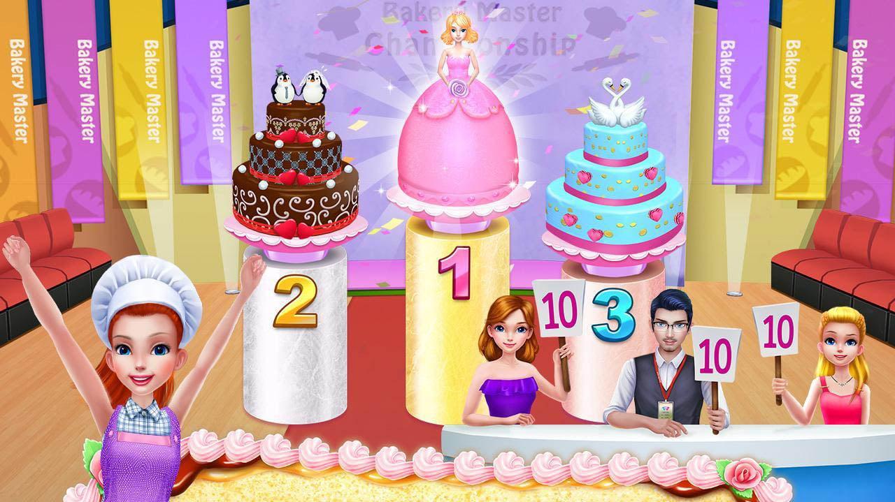 My Bakery Empire screen 3