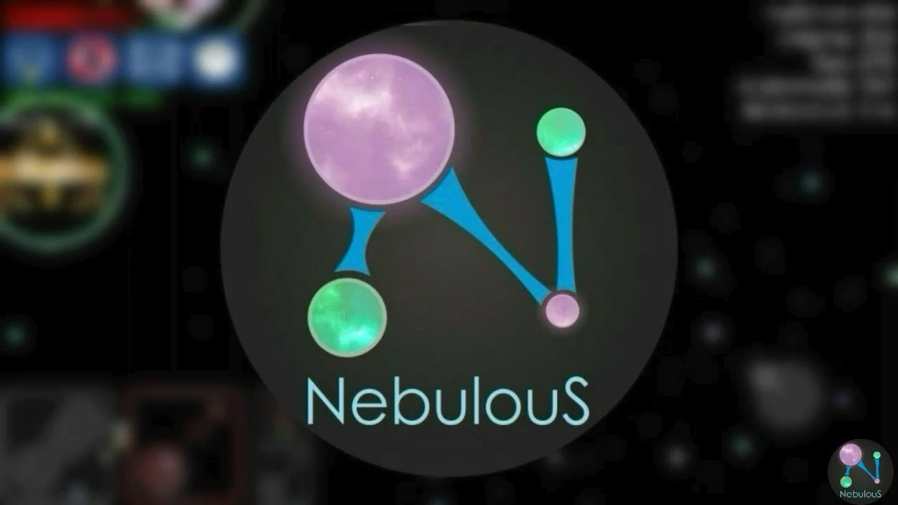 Nebulous io poster