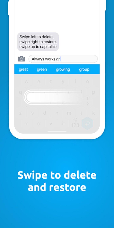 Offline Privacy Keyboard screen 4