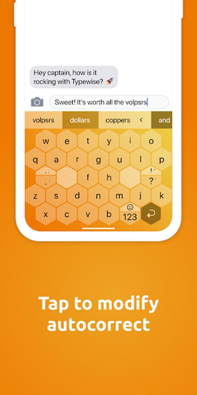Offline Privacy Keyboard screen 5
