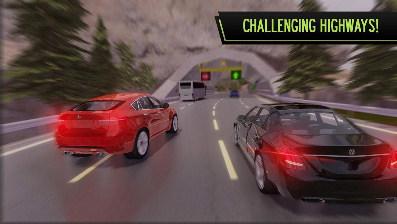 POV Car Driving screen 0
