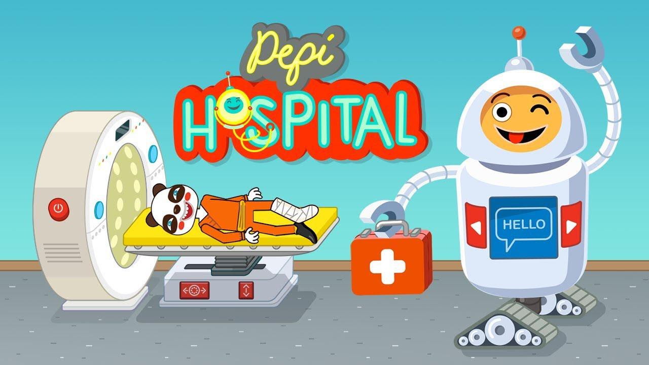 Pepi Hospital poster