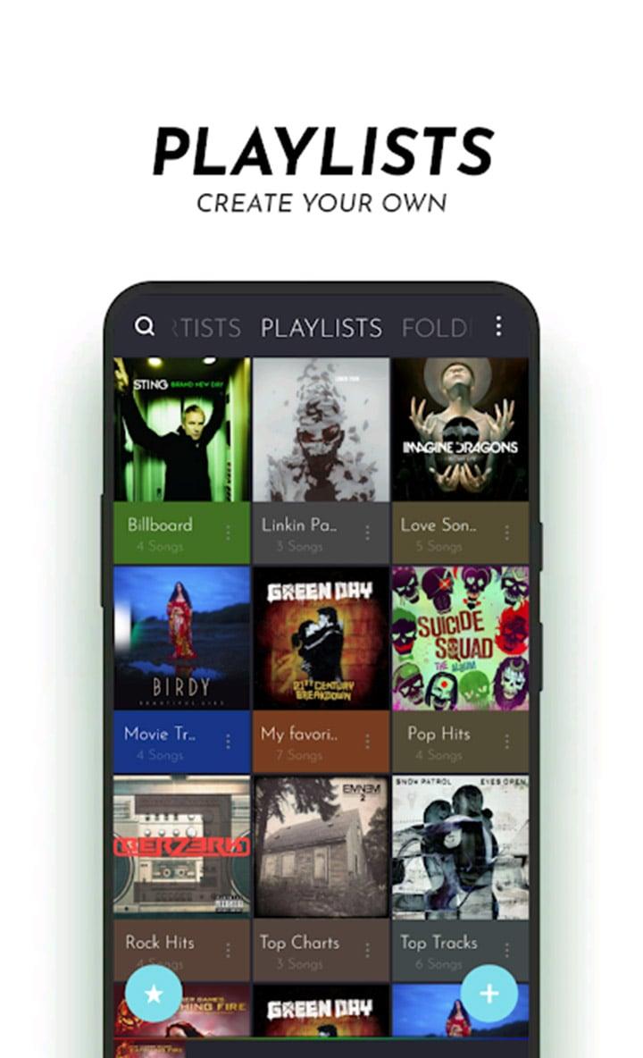 PowerAudio Pro Music Player screen 5