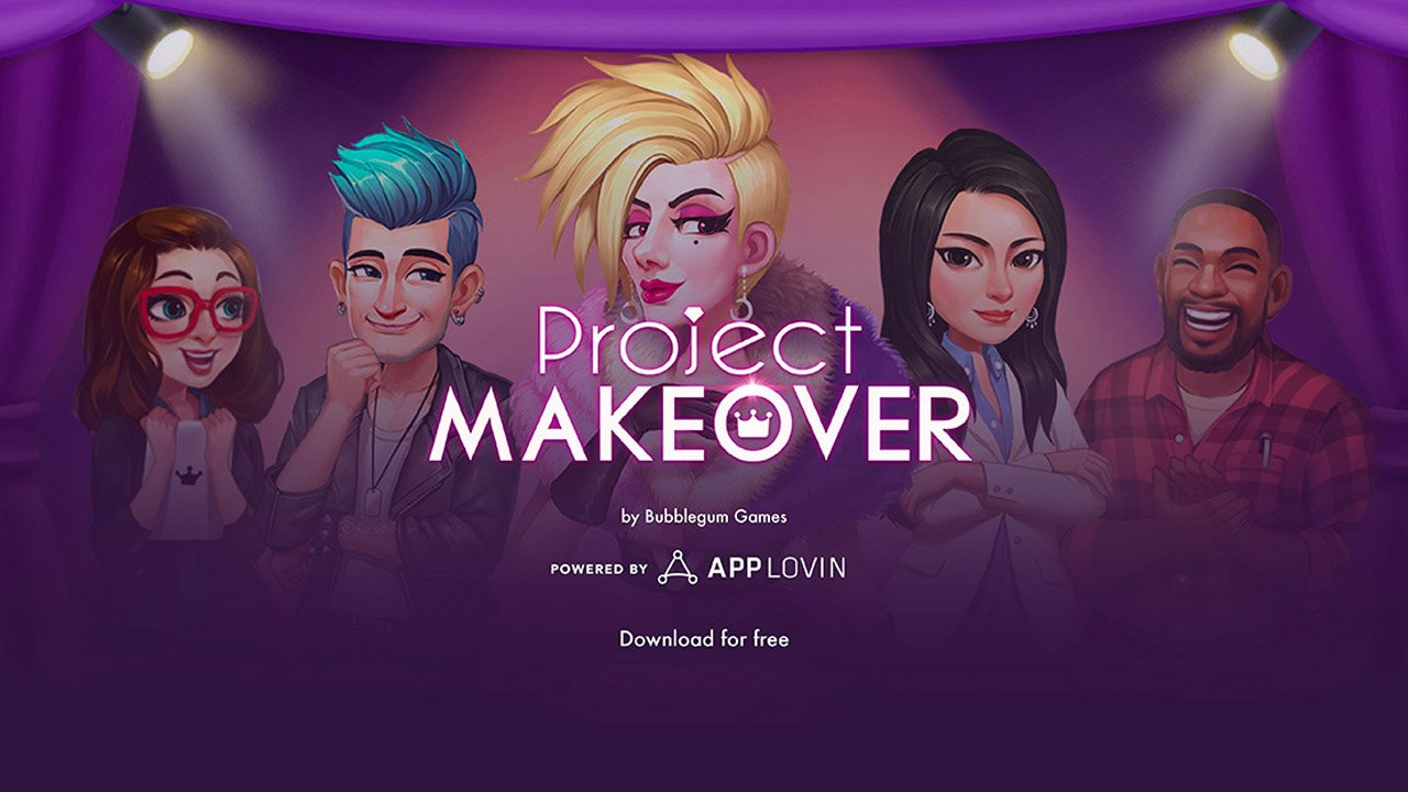 Project Makeover poster