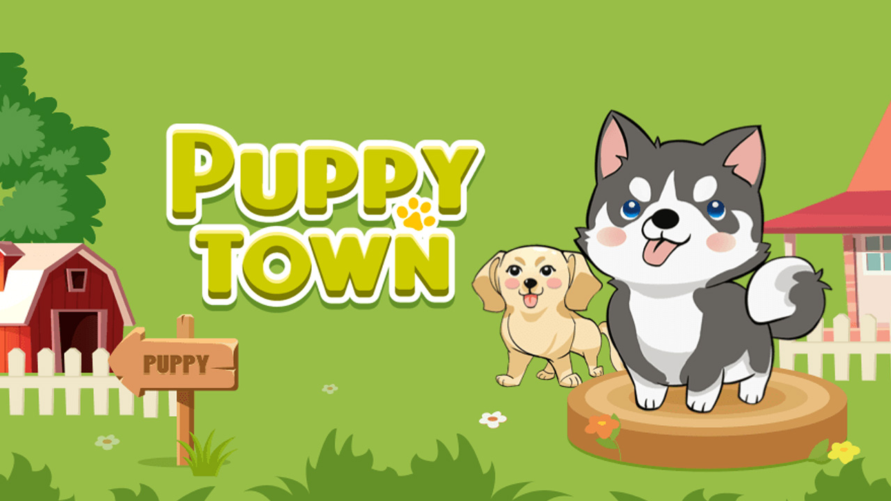 Puppy Town poster
