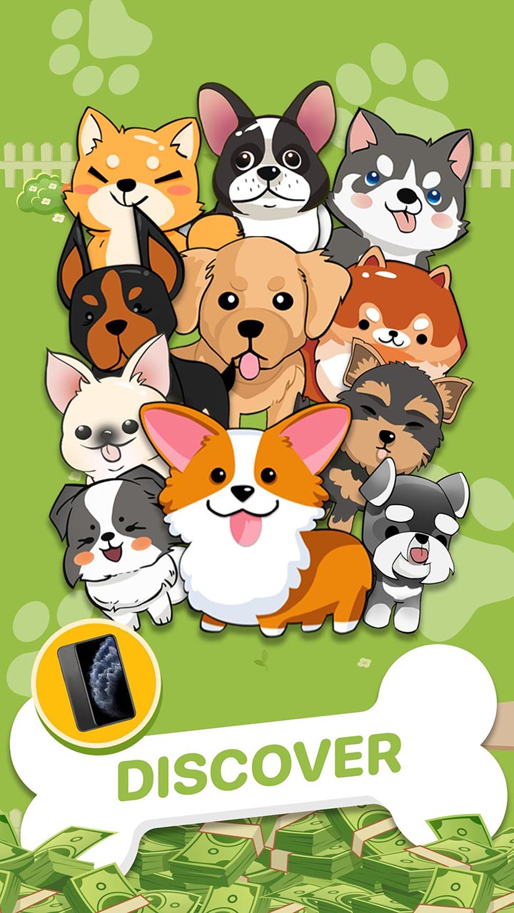 Puppy Town screen 5