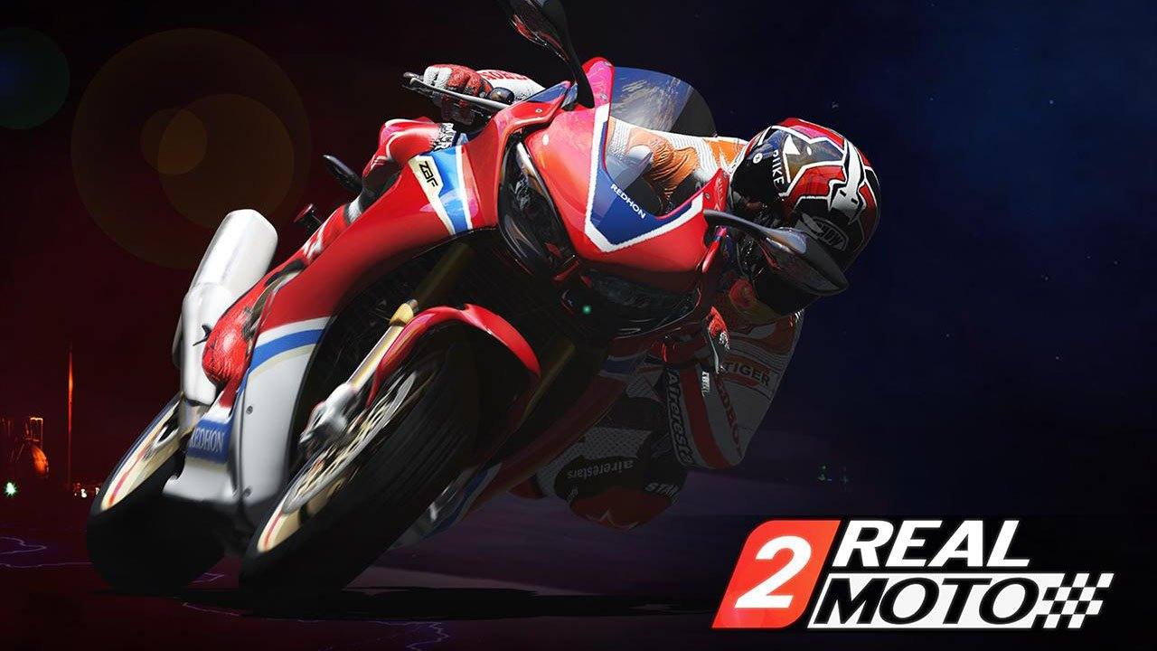Real Moto 2 poster