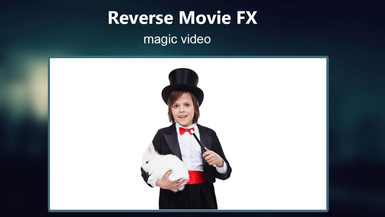 Reverse Movie FX poster
