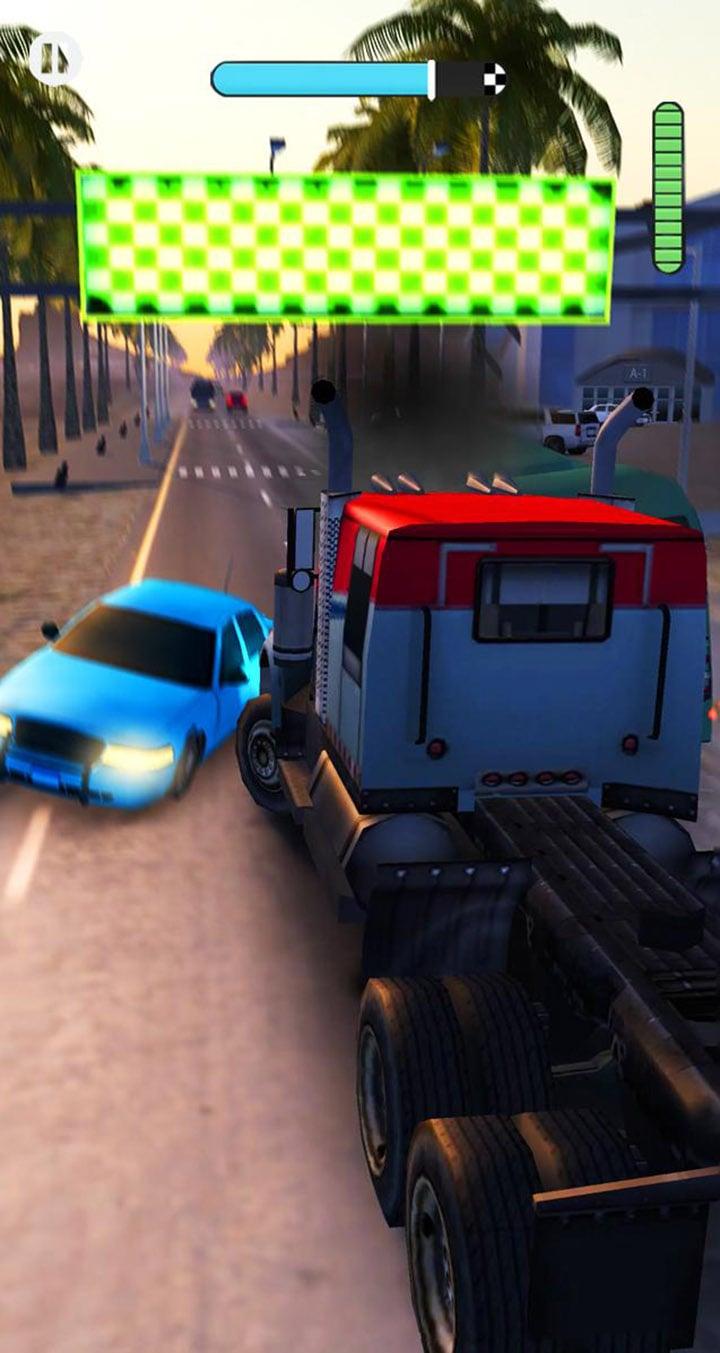 Rush Hour 3D screen 4