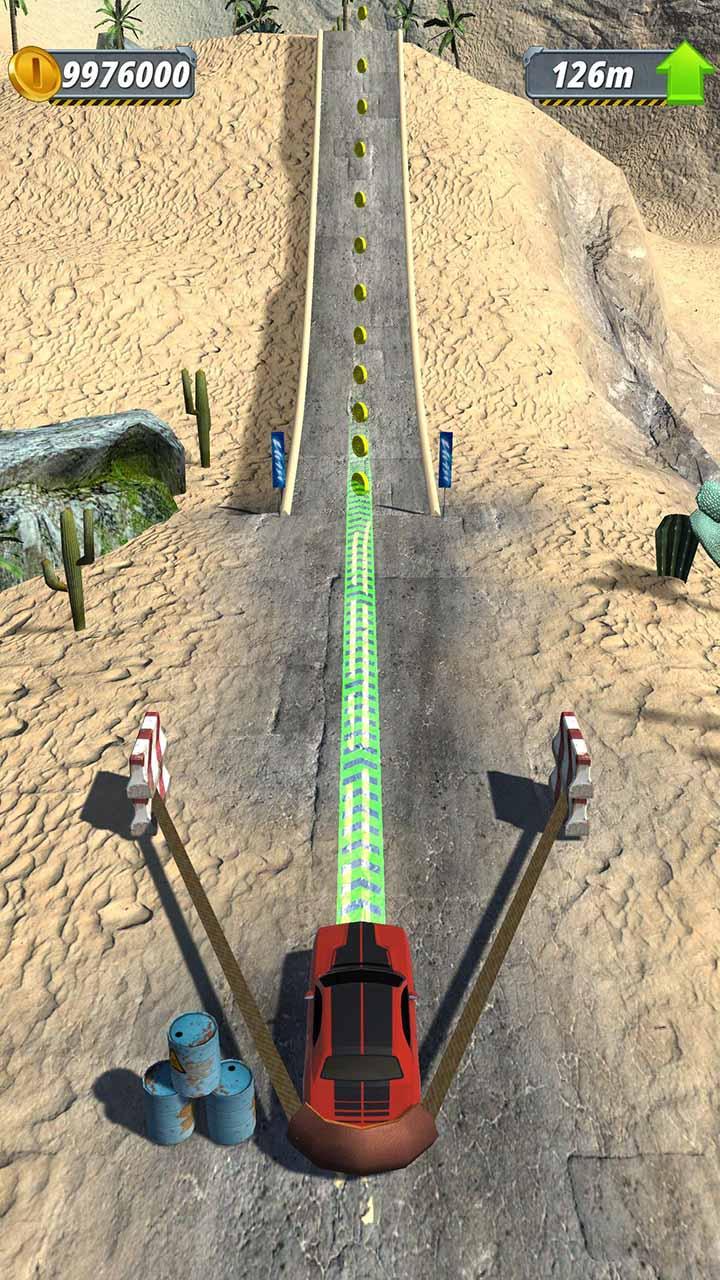 Slingshot Stunt Driver screen 3