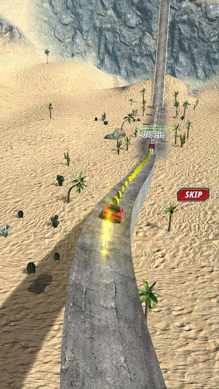 Slingshot Stunt Driver screen 4