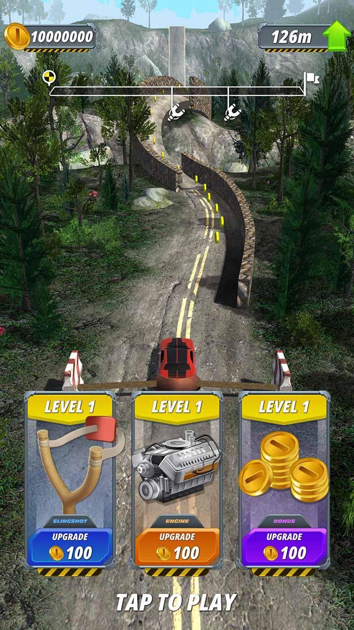 Slingshot Stunt Driver screen 5