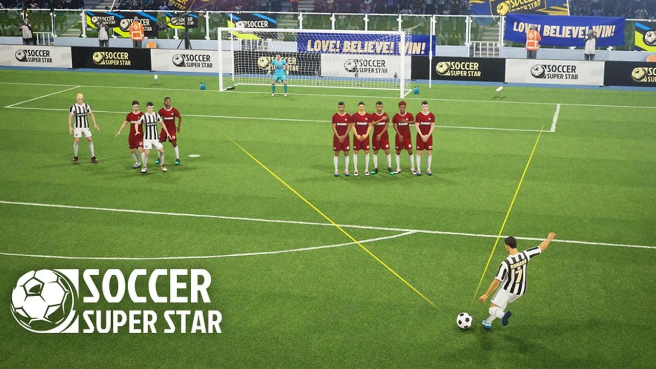 Soccer Super Star poster