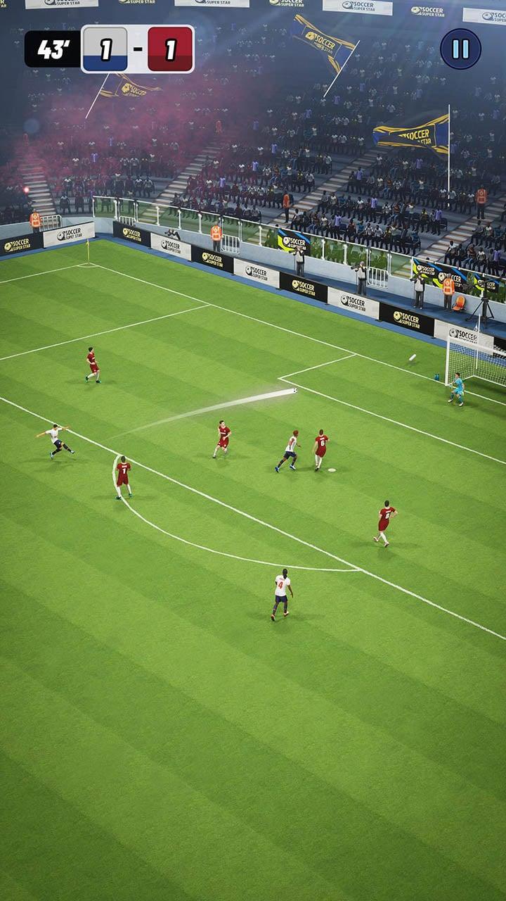 Soccer Super Star screen 3