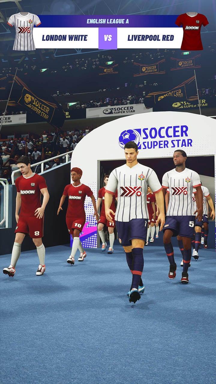 Soccer Super Star screen 4