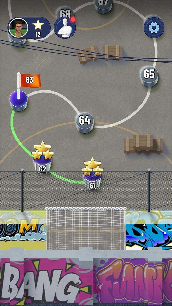 Soccer Super Star screen 5