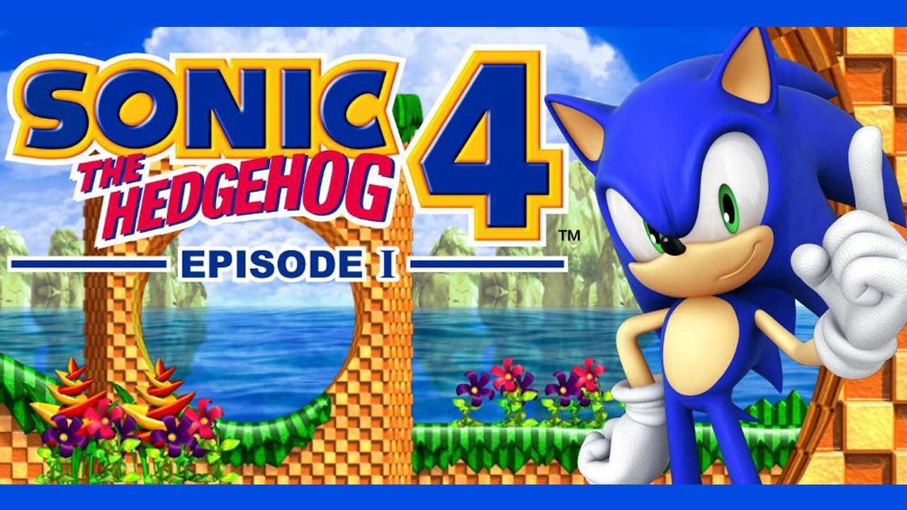 Sonic 4 Episode I poster