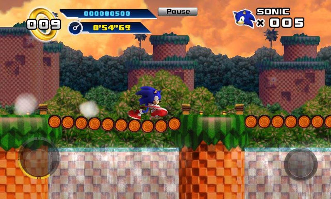 Sonic 4 Episode I screen 2