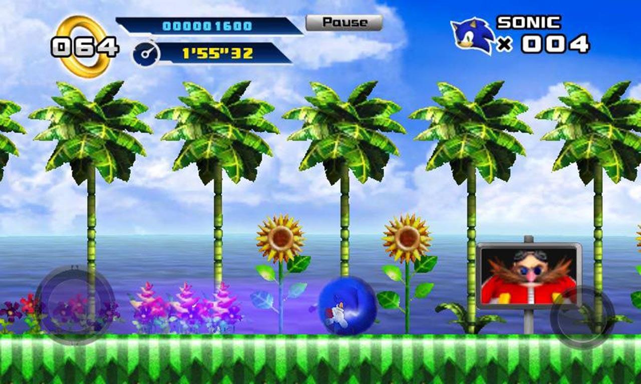 Sonic 4 Episode I screen 3