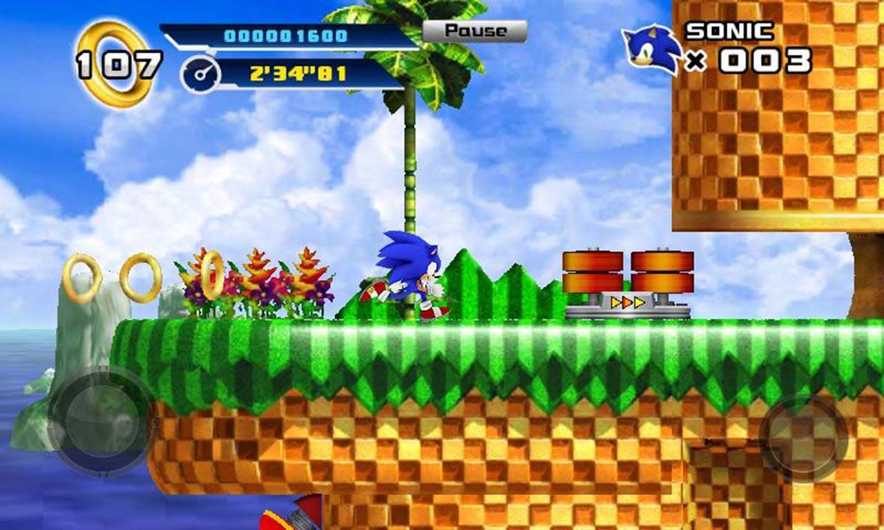 Sonic 4 Episode I screen 4