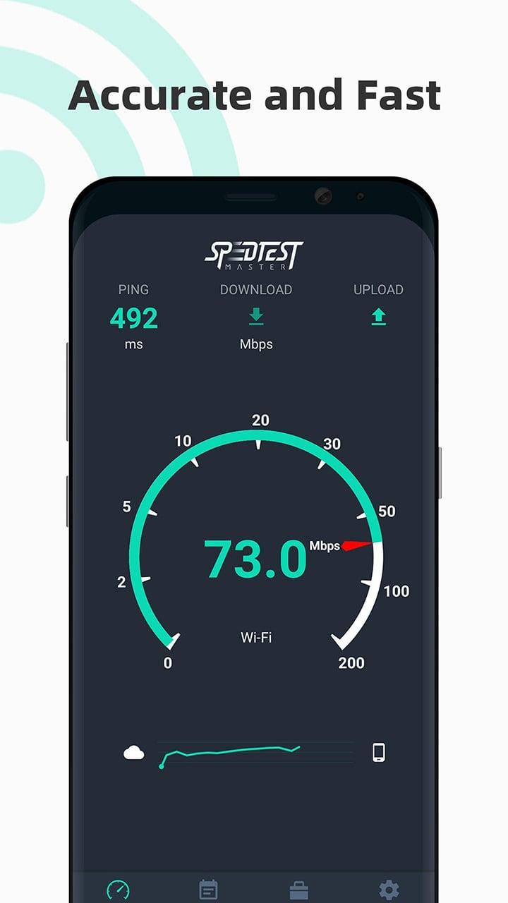 SpeedTest Master screen 0