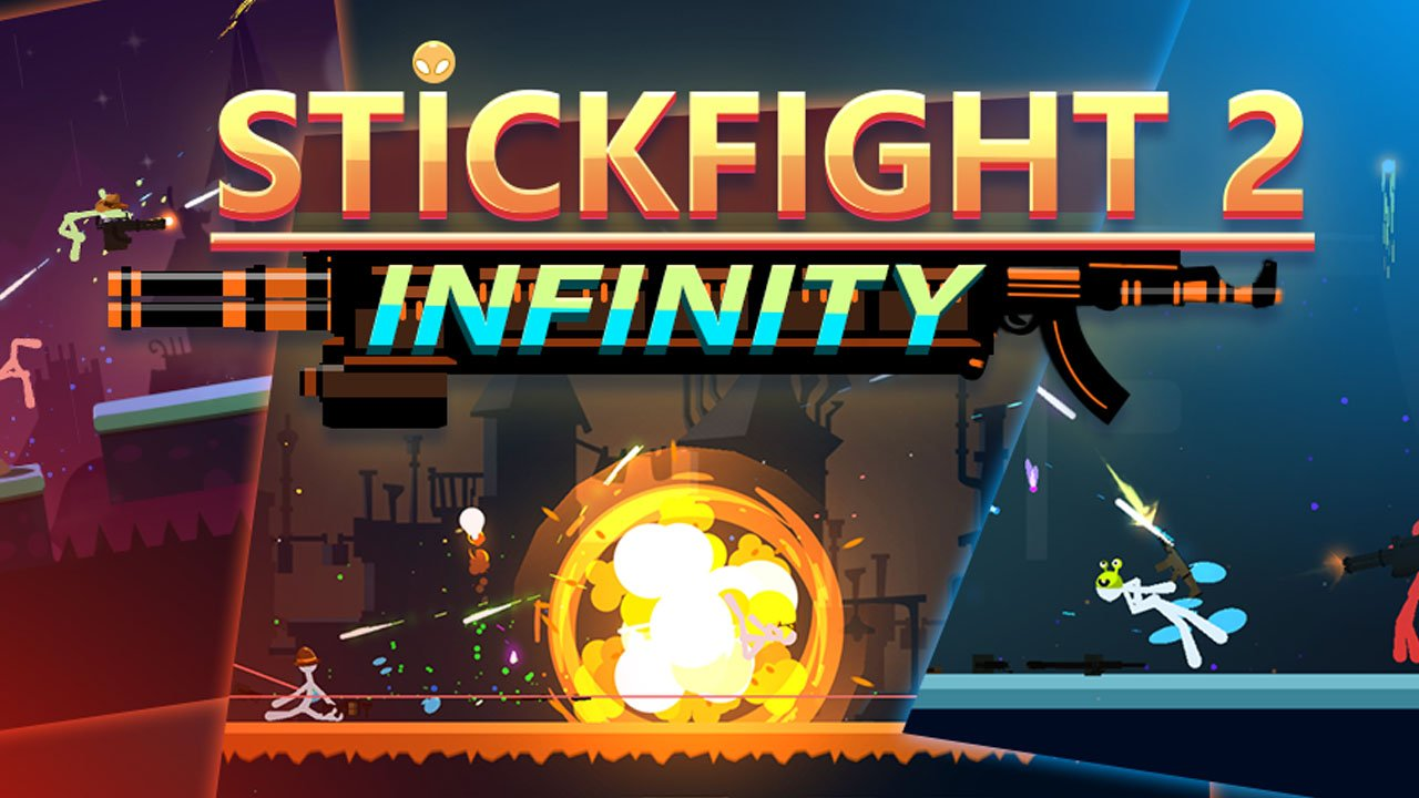 Stickfight Infinity poster