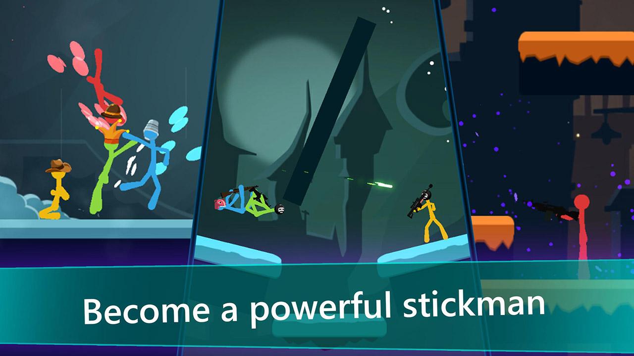 Stickfight Infinity screen 0