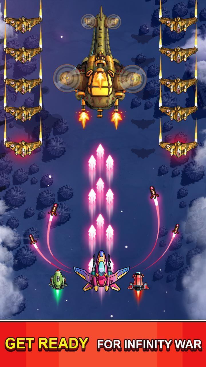Strike Force screen 1