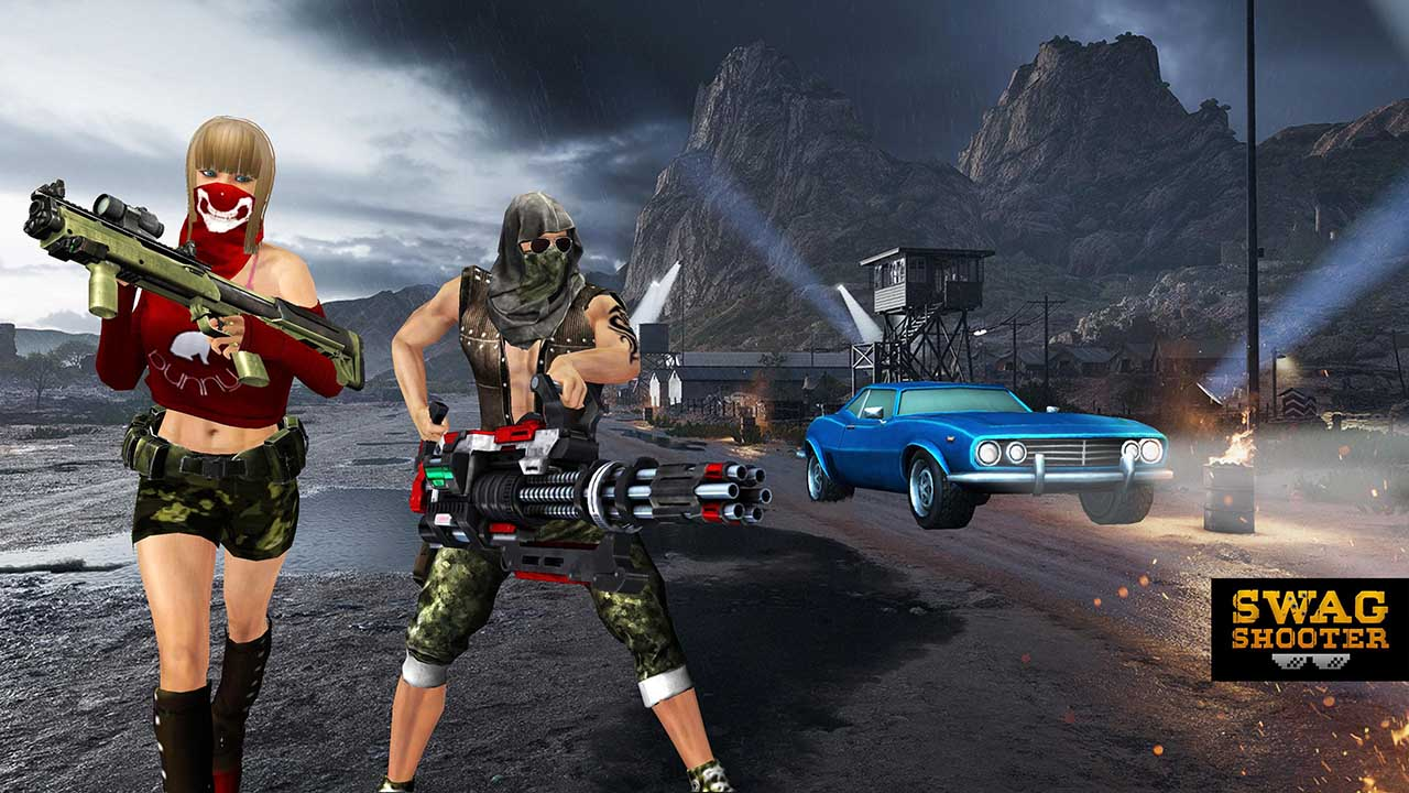 Swag Shooter Online screen 2
