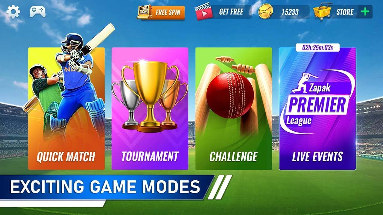 T20 Cricket Champions 3D screen 1