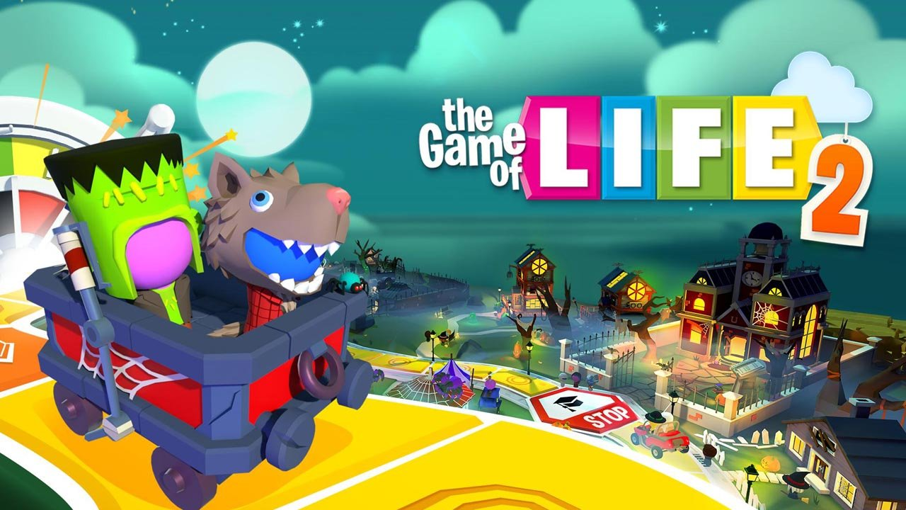 THE GAME OF LIFE 2 poster