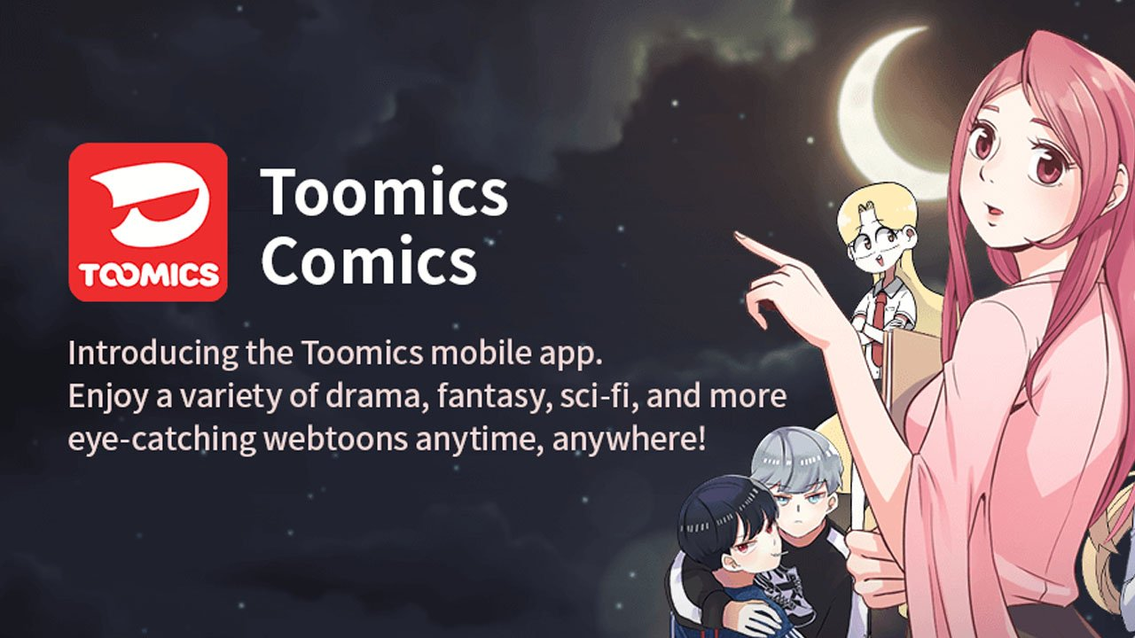 Toomics poster