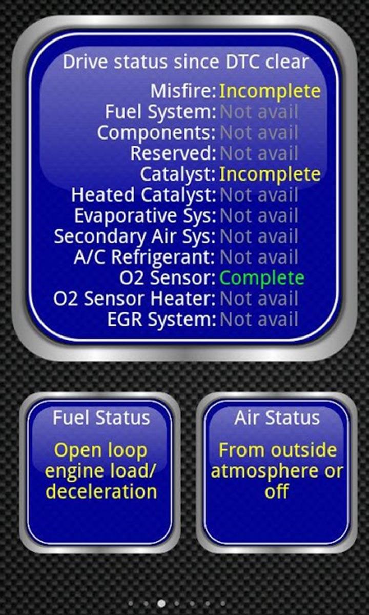 Torque Pro screen 3