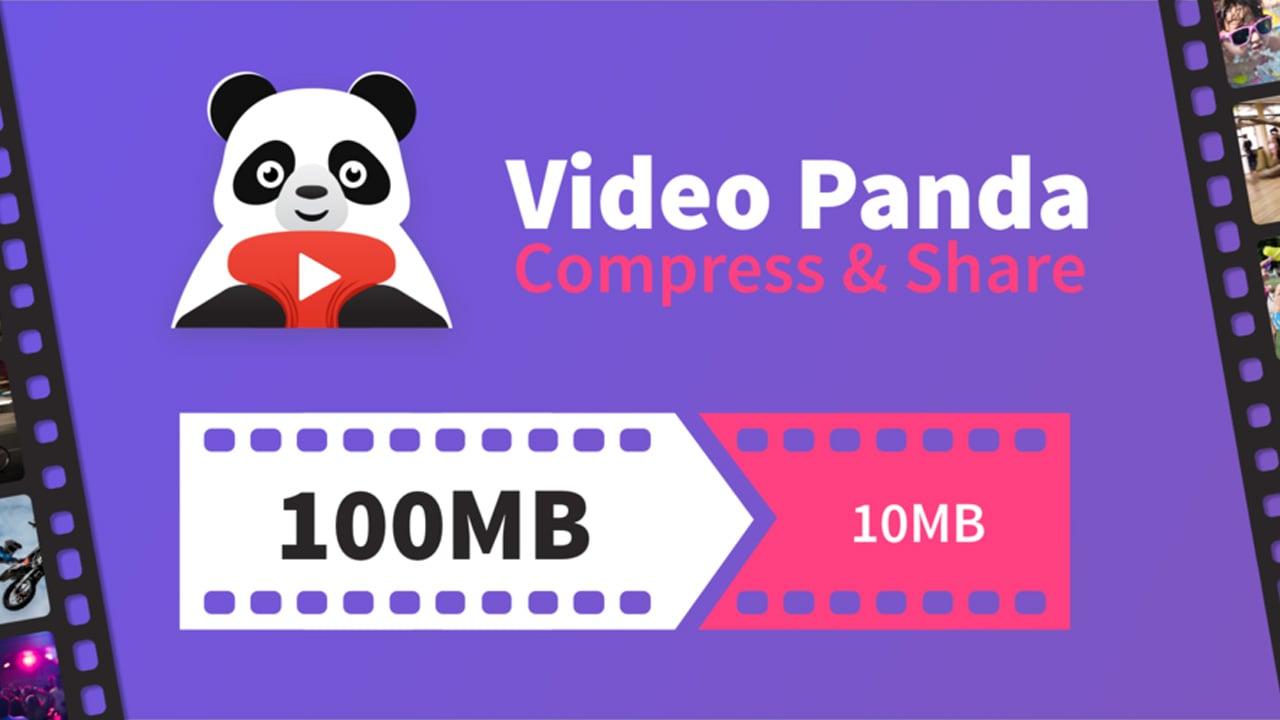 Video Compressor Panda poster