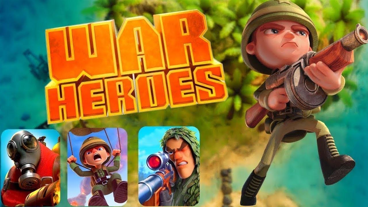 War Heroes poster