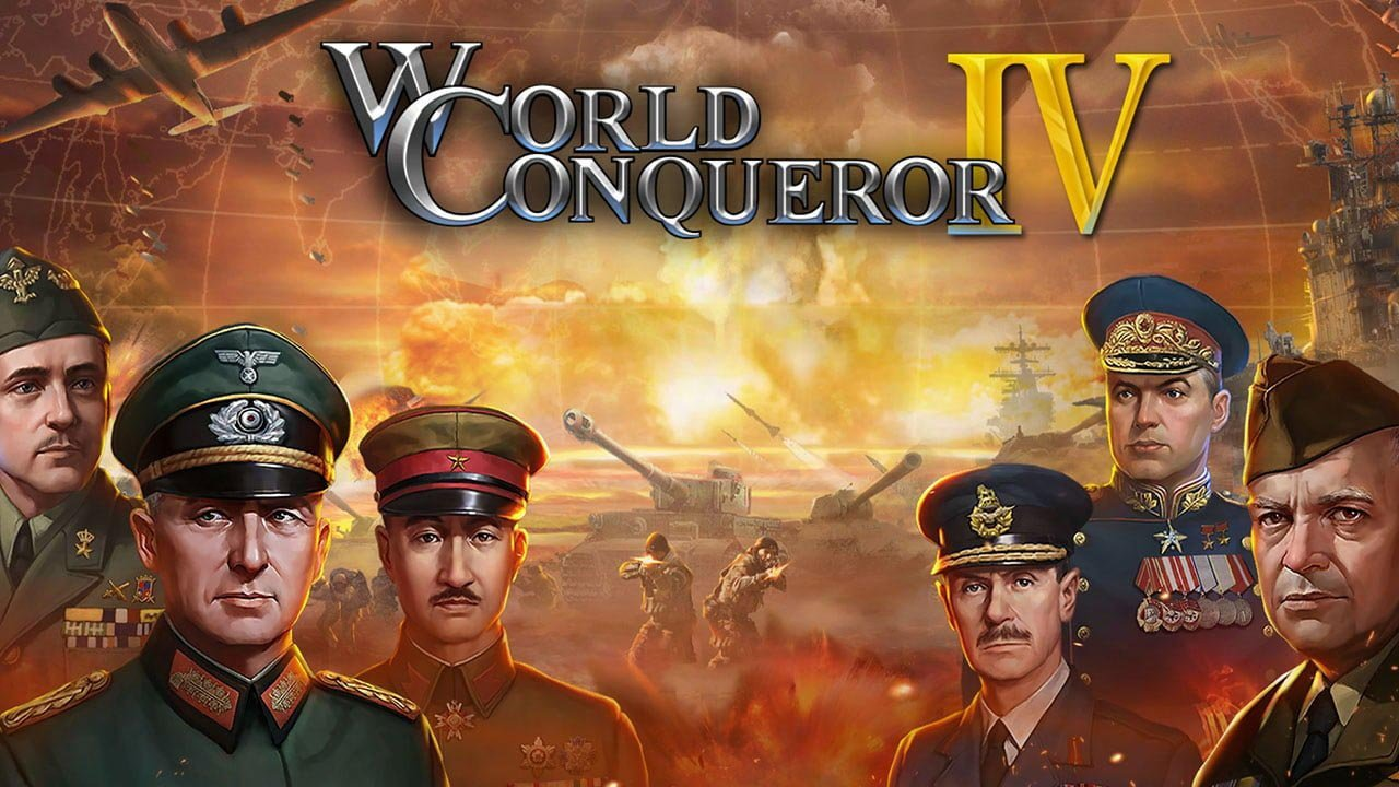World Conqueror 4 poster