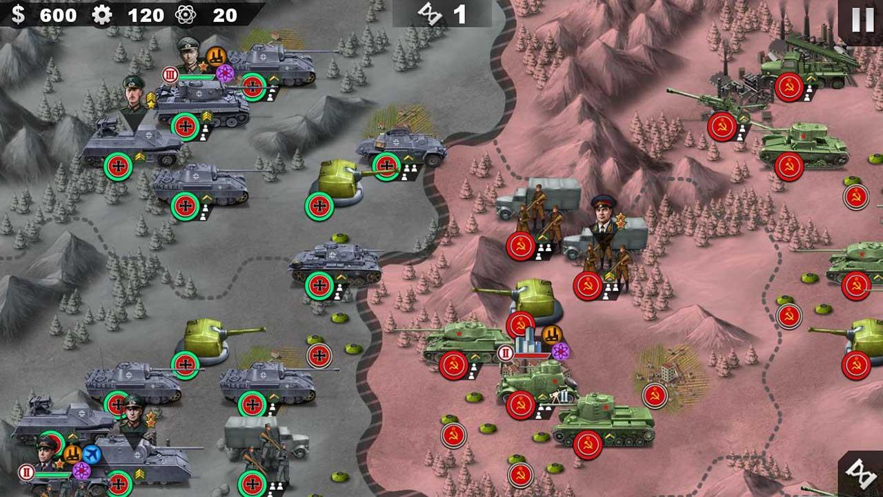 World Conqueror 4 screen 0