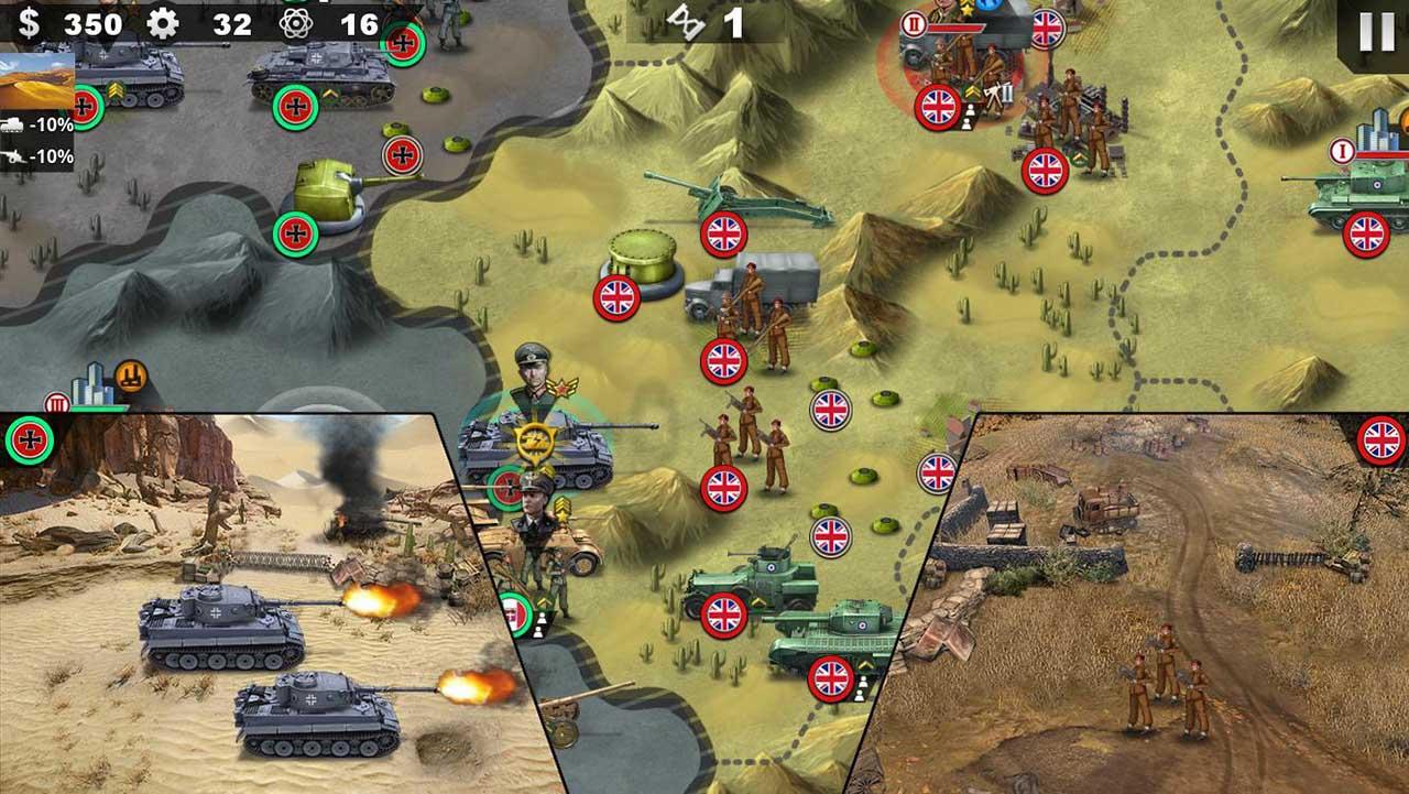 World Conqueror 4 screen 1