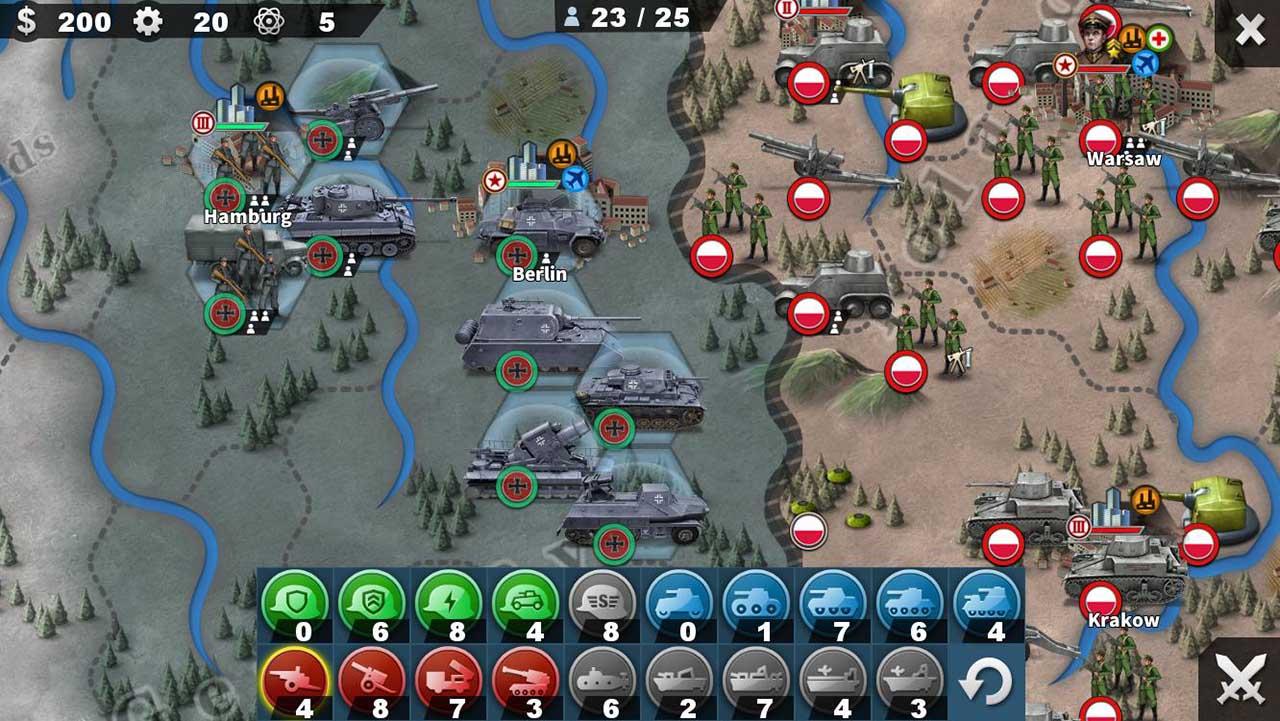 World Conqueror 4 screen 3