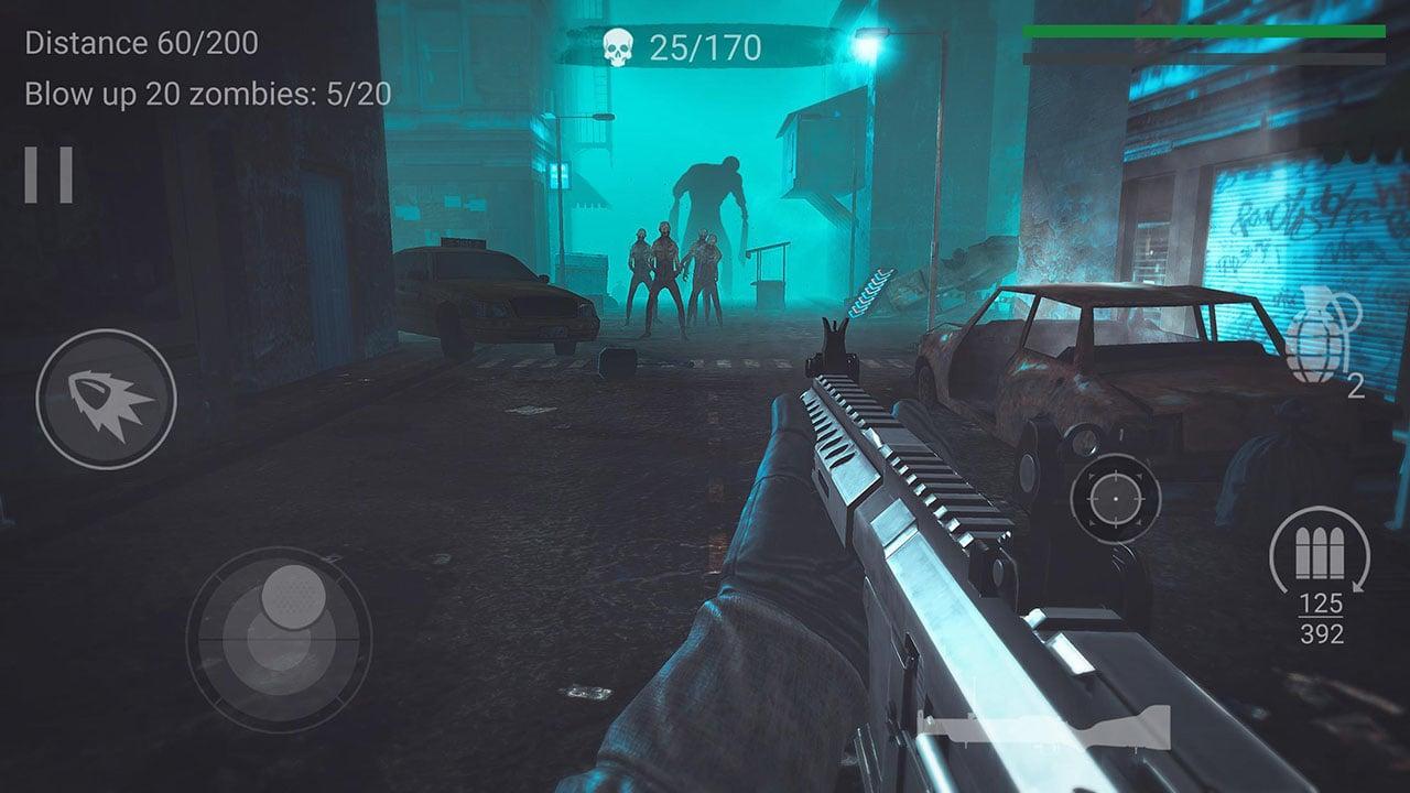 Zombeast Survival Zombie Shooter screen 3