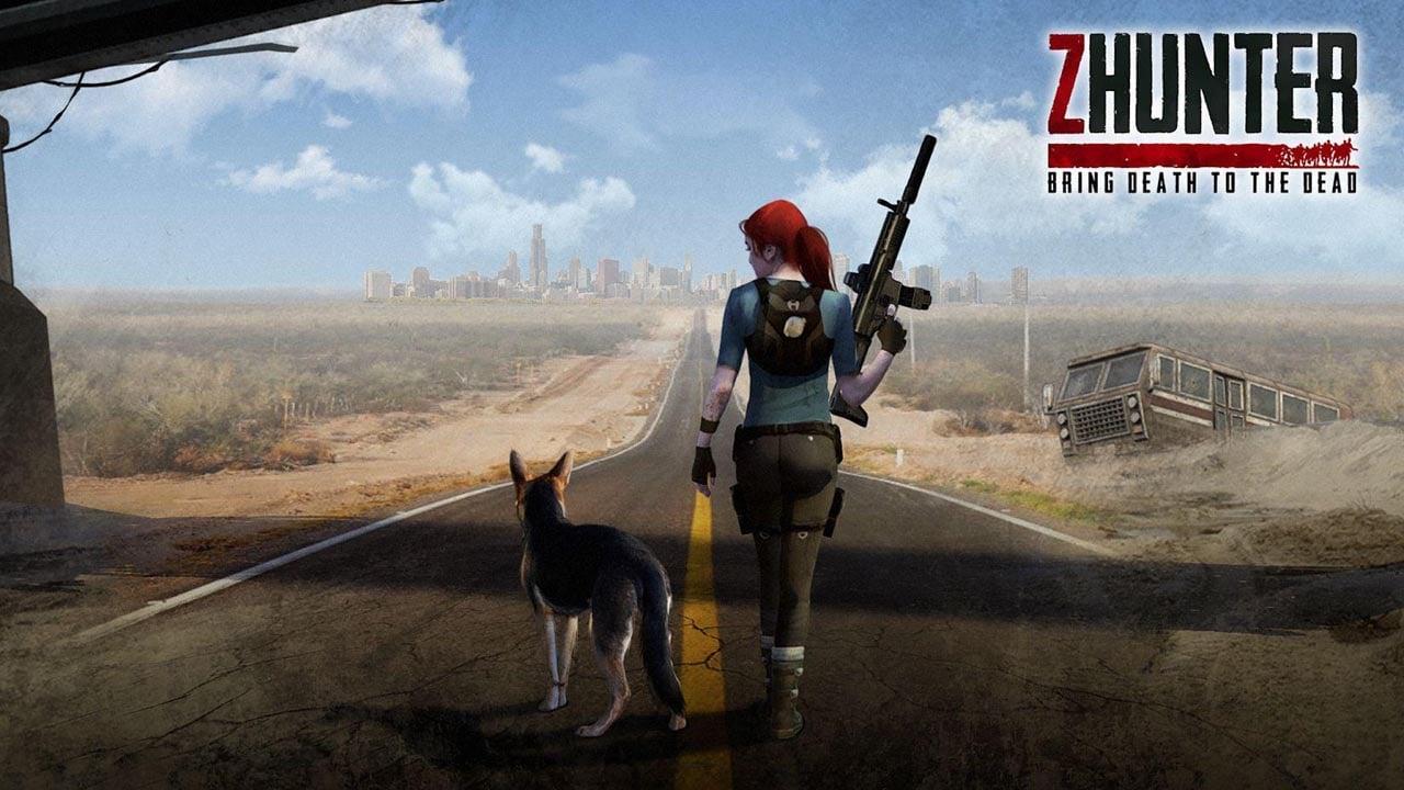 Zombie Hunter Sniper poster