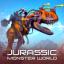 Jurassic Monster World 0.15.1 (Unlimited Bullets)