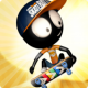 Stickman Skate Battle MOD APK 2.3.4 (Unlimited Money)