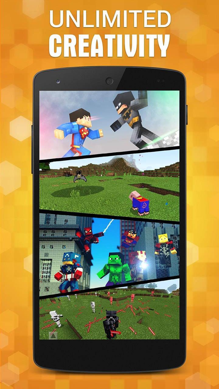 AddOns Maker for Minecraft PE screen 3