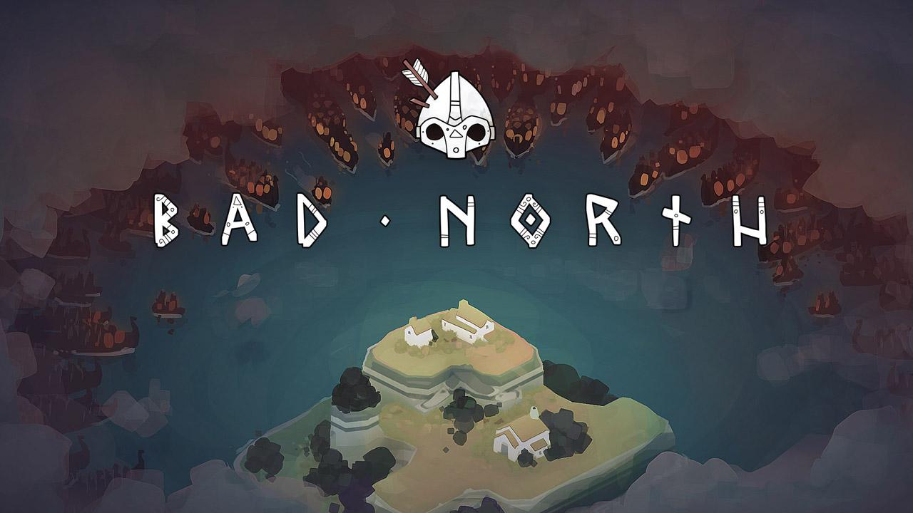Bad North Jotunn Edition poster