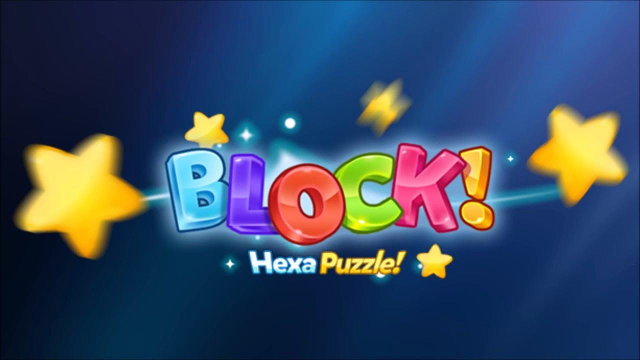 Block Hexa Puzzle poster