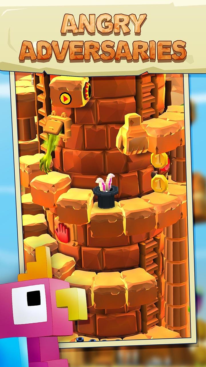 Blocky Castle screen 3